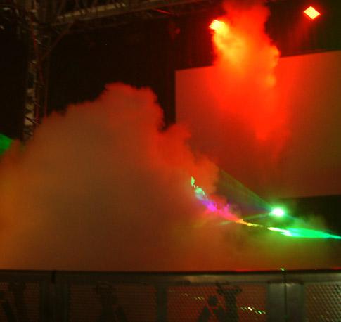 Dunst- und Nebelmaschinen