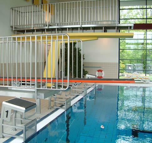 Beckeneinbauten und -einrichtungen