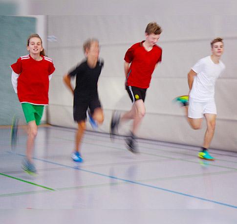 Leichtathletik – Laufen, Springen, Werfen