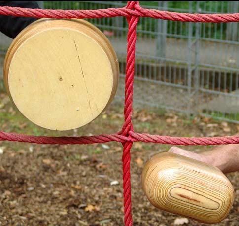 Prüfung und Wartung - Seilgärten und Kletteranlagen