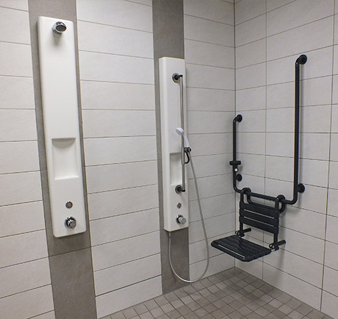 Duschräume