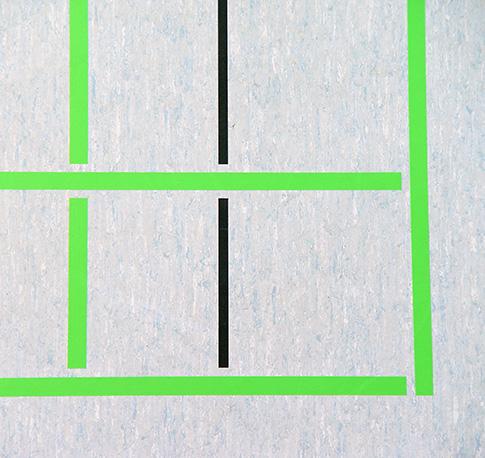 Markierungen und Linien