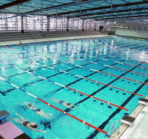 Vario- und Schwimmerbecken