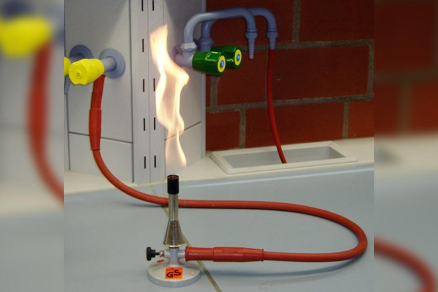 Arbeiten mit Gas